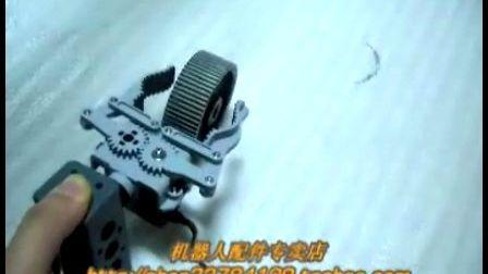 机械手 机器人手爪 夹持器 机械臂 创意之星机械手