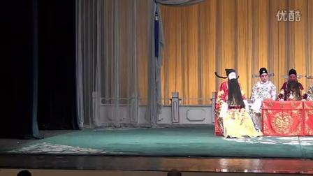 湖北武汉汉剧(击鼓骂曹)录像(