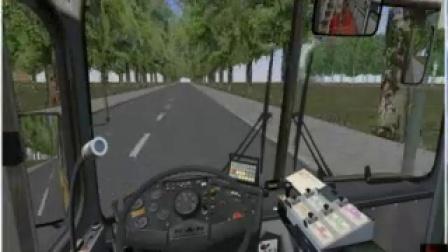 巴士模拟海沧市N19路-夜景:《巴士模拟》-在线视频专辑深圳图片