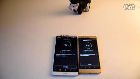 華為MATE7 電信標準版 與 榮耀7 高配 全網通普通模式 跑分對比