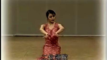 傣族舞图片