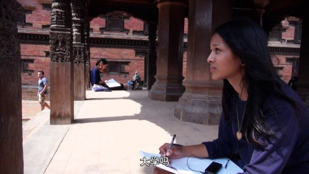 尼泊尔9岁少女活女神一微笑就会有人死亡