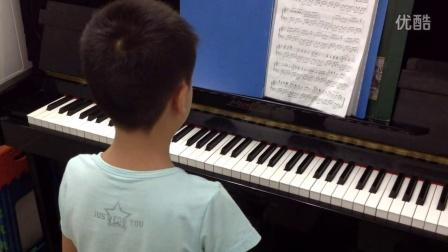 钢琴高煜轩-小苹果