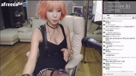 韩国美女主播许允美150801 性感气质