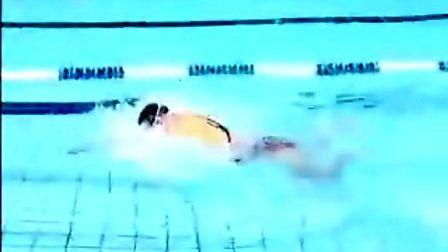 完整蛙泳技术