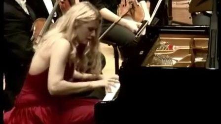 Valentina Lisitsa演奏贝多芬钢琴曲 Fur Elise献给爱丽丝视频