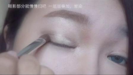 【SaraSAra蕾蕾酱】大眼芭比潮妆 快手版