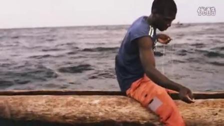 马拉维渔民捕鱼