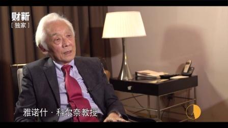 青木昌彦:坚持市场的重要性十分必要