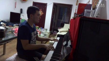 时间煮雨-本人钢琴演奏_tan8.com