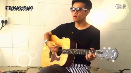不弹唱李荣浩泰勒210吉他开场倒计时将就视频图片