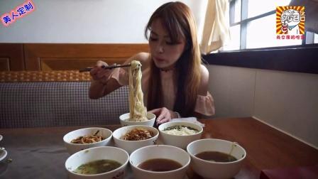 面条一次吃7碗身体,中国吃播,国内吃播,吃出个未来辟谷减肥,变化妹子吃饭天后的直播七图片