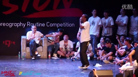 【vhiphop.com】Crazy Kyo vs Franqey - Dance Vision vol.3 Popping Battle 8进4
