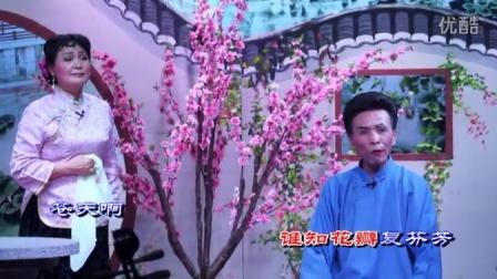 沪剧《大雷雨.花园会》选段 陈月妹 俞嘉林演唱