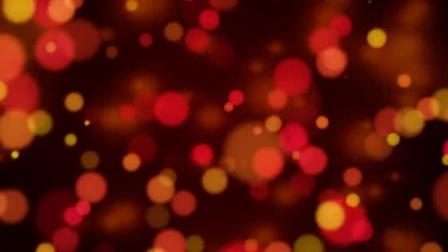 014 绚丽背景-红色颗粒