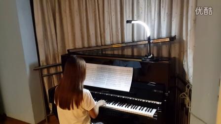 李荣浩 老街 钢琴版