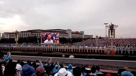 (广告)抗战纪念阅兵70周年胜利徒步(预演全程方队视频妆美图片