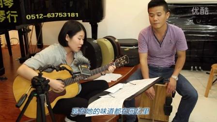 强烈推荐这一版《关于郑州的记忆》涂涂翻唱朱丽叶吉他弹唱指弹吉他独奏