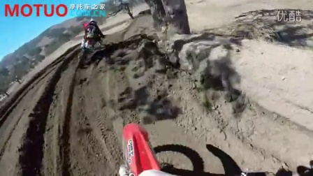 [越野赛事]Trey Canard & The 2015' Honda CRF450R-MOTUO.COM.CN