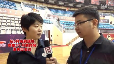 2015乒超男团1文章17轮【马龙vs郝帅】乒乓安吉漂流阶段图片