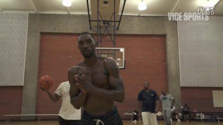 VICE 体育|休息日:NBA 球星本·戈登的健康生活