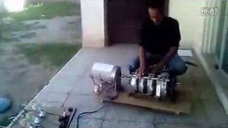 神龙磁动力发电机