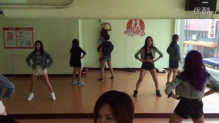 20150902-Ah Yeah(EXID)-MV舞蹈課