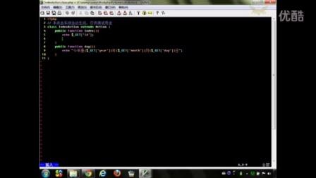 ThinkPHP 3.1.2 URL 2