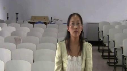 初中九年级思想品德说课视频《灿烂的中华文化》