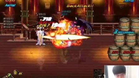 复仇男视角小号忍者的日常PK 15.9.11
