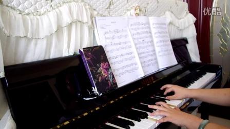 钢琴演绎风吹麦浪