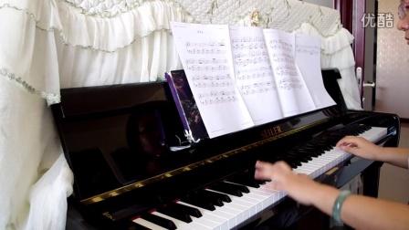钢琴演绎琵琶语