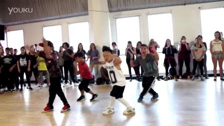 la style是属于街舞 街舞视频