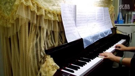 钢琴演绎当你老了!