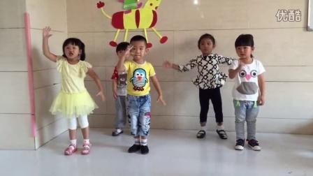 四平市六加一幼儿园芽芽b班舞蹈 可爱颂