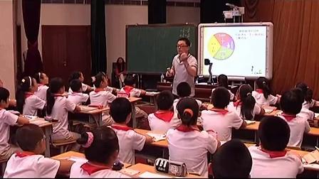 人教版五年級數學下冊《異分母分數加減法》教學視頻-人教版全國小學數學教學觀摩會
