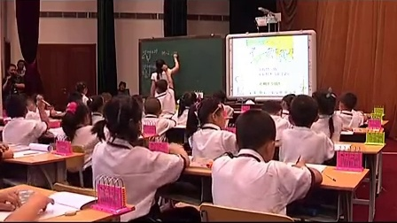 人教版一年级数学下册《两位数减一位数和整十数》教学视频-人教版全国小学数学教学观摩会