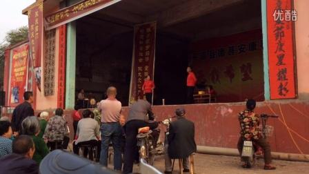 晋剧《二进宫》 平遥段村群众晋剧团 郭晓红演唱