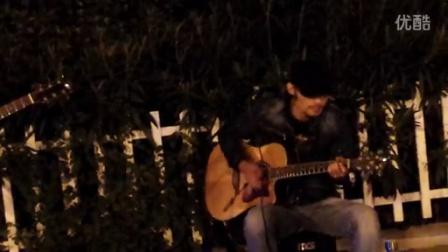 南京流浪歌手 翻唱宋冬野 安和桥 南图片
