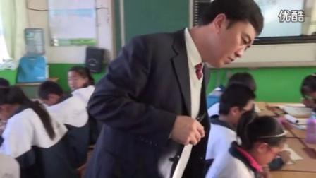 2014年有送教下乡活动七年级数学公开课《认识一元一次方程》教学视频