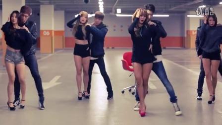 【KHD】孝琳(Sistar)×Jooyoung-Erase MV(舞蹈练习版