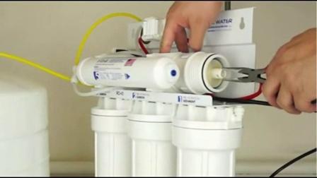 apec 反渗透净水器 安装步骤