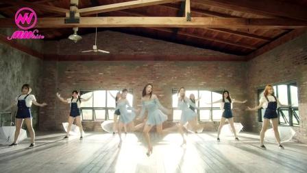 【风车·韩语】韩国新人女团N White《Paradis