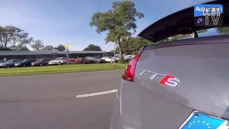 试驾2016奥迪 Audi TTS (310马力)