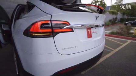 特斯拉Tesla Model X first drive试驾