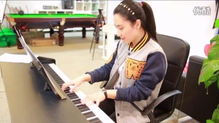 爵士风《菊次郎的夏天》钢琴版_tan8.com