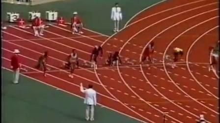 卡尔刘易斯100米_打造史上最长奥运贴你所不了解的奥运会_当代