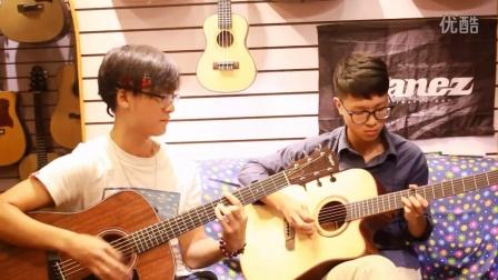 再见杰克—吉他弹唱 悦音之声音乐工作室 陈卓老师痛仰乐队系列