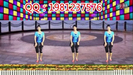 点击观看《阿娜广场舞 八戒八戒 正面广场舞视频》