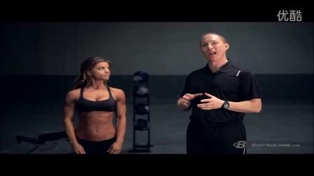 科学健美训练肌肉健身教程肌肉腹部下来8分钟瘦视频不锻炼图片